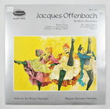 LP: Jacques Offenbach - Berühmte Ouvertüren (Westminster Silber Serie PWN 312)
