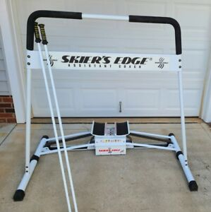 SKIER'S EDGE S4 Assistant Coach Bar. Poles Included.
