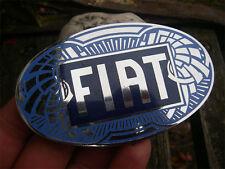 FIAT EMAILLE Plakette 1904 - 1921 Badge Kühler Emblem ITALIEN