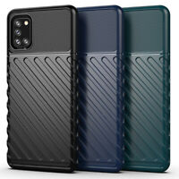 For Samsung Galaxy A21S A41 A31 Heavy Duty Rugged Rubber Protection Case Cover