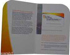 MS OFFICE 2007 Small Business Dauerhafte Vollversion MLK 32/64bi Windows DEUTSCH