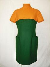 "Vestido ""Naranja y verde"" - 42 AV. JUNKO SHIMADA - T.40"