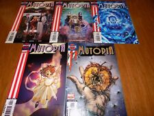 Mutopia #1 - #5 ~ House Of M - Complete limited series, X-Men, Dr.Doom, Magneto