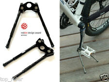 reddot Super Lightweight Bike FlashStand Flash Stand Cool Stand 75g Black