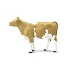 GUERNSEY COW Replica # 162029 ~ FREE SHIP in USA W/ $25.+ SAFARI , Ltd.