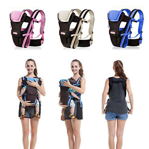 Practical Ergonomic strong breathable adjustable infant baby carrier backpack