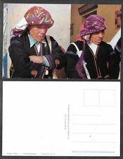 Old Guatemala Postcard - Indian Chiefs