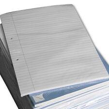1800 Blatt Papier [ Restposten ] DIN A4 Ringbucheinlage Ringbucheinlagen liniert