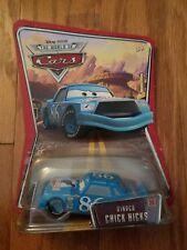 Mattel Disney Pixar World of Cars Movie Dinoco Chick Hicks Die Cast Toy Car #26