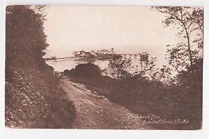 Weston-super-Mare,U.K.Biernbeck Pier from Woods,Somerset,Used,Weston-S-Mare,1930