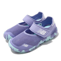 New Balance 208 Wide Purple Blue White Kid Preschool Sandals Shoes YO208VL2 W