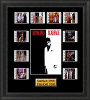 Scarface (1983) Film Cell Memorabilia FilmCells Movie Cell Presentation