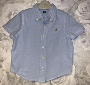 Boys Age 3 (2-3 Years) Gap Short Sleeved Shirt