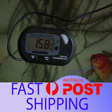 Digital Thermometer LCD Aquarium Fish Tank Marine
