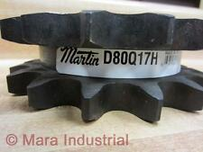 Martin D80Q17H Double Sprocket