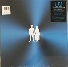 U2 - Songs Of Experience (CD / 2 LP BLUE VINYL LTD Box Set) numbered