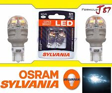 Sylvania ZEVO LED light Bulb 921 T16 White 6000K Reverse Back Up Replace Upgrade