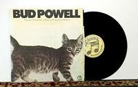 Bud Powell – A Portrait Of Thelonious, LP 1980 - Jazz Post-Bop Trio - NM Vinyl