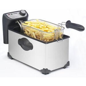 friteuse 3.5l 2200w - bestron
