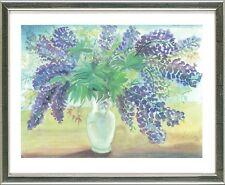 Günter Grass (1927-2015), Blumen von Menne (Lupinen), 2001 - signiert, num.