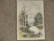 L Swinburne, Photo-Gelatine for, Hand Coloring  Postcard, 1900`s