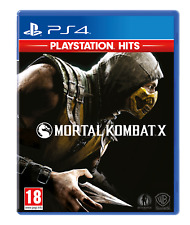 Ps4 Game Mortal Kombat X PlayStation Hits