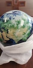 """MOVA Earth With Clouds 4.5"""" Globe With Acrylic Base"""