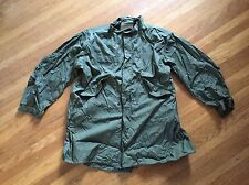 MINT VTG NOS MILITARY U.S ARMY M 51 FISHTAIL ARCTIC PARKA S 1951 1977 Large
