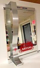 "Stella Artois LED Mirror Sign - Light Thin LED ~ NEW In BOX & Lights 26"" x 18"""