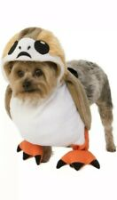 Walking Porg Star Wars The Last Jedi Pet Dog Cat Halloween Costume Small Cute