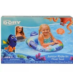 Disney Nemo Finding Dory JUNIOR RIDE IN BABY SWIMMING FLOAT BOAT SEAT NEW