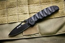 SUPREME KIZLYAR HERO 440C BLACK EDC MICARTA HANDLE