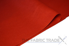 Quality Craft Felt Fabric Material - 100% Acrylic - 2mm Thick - 150cm Wide