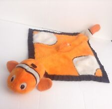 "Disney Finding Nemo /""Ride The Wave/"" Baby Plush Blanket  *New*"