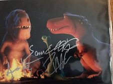 The Good Dinosaur Cast Autographed 8x10 Color Scene From The Movie/COA