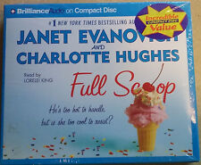 """""""""""Full Scoop #6 in the Series by Janet Evanovich and Charlotte Hughes - ABridged"""
