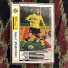2010-11 Panini WCCF #143 Robert Lewandowski Borussia Dortmund Rookie card. rookie card picture