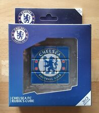Chelsea Football Club FC - Rubiks Cube. Ideal Gift. Puzzle.