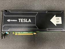 NVIDIA Tesla K10 8GB Active CUDA GPU Dual GK104 Kepler PCIe 3.0 x16 Accelerator