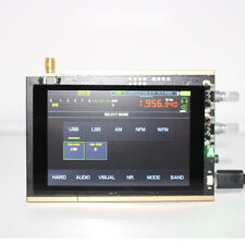 """50Khz~2GHz DSP Malachite Receiver SDR Radio 3.5"""" LCD With Protect Shielding Case"""