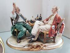 Porcellana di Capodimonte, Gioco a Scacchi.