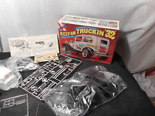 Model Kit 60 Chevy Impala HardtopKeep Turcking 32 Delivery Van
