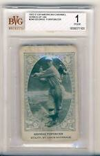 1922 E120, AMER.CARMEL #240, GEORGE TORPORCER,CARDS BVG