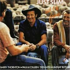 SLIM DUSTY Just Slim With Old Friends CD BRAND NEW Barry Thornton Lindsay Butler