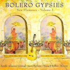 NEW Bolero Gypsies New Flamenco 2 (Audio CD)