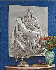 Michelangelo Pieta Renaissance Replica Mary & Christ Christian Wall Frieze