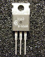5x 2sd362r NPN Power transistor 70v 5a 40w Samsung
