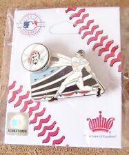 Pittsburgh Pirates moving baseball lapel pin