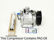 08-12 HONDA ACCORD 2.4L(4 CYL) USA OEM  REMAN. A/C COMPRESSOR KIT WITH WARRANTY.