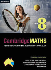 Cambridge Mathematics NSW Syllabus for the Australian Curriculum Year 8 by...